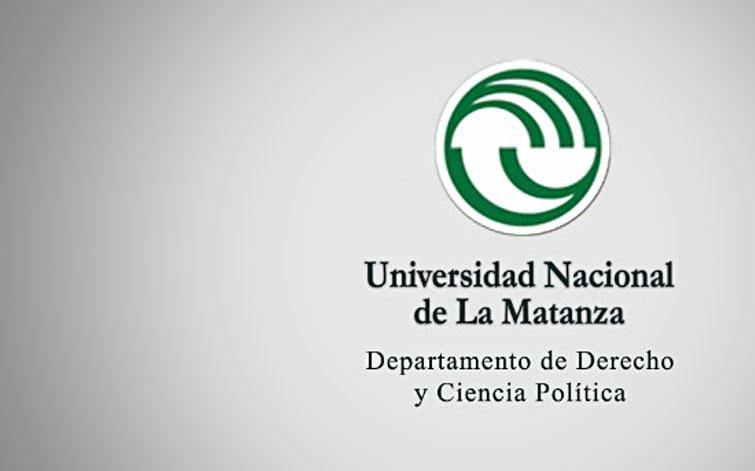 Jornadas Preparatorias · Universidad Nacional de La Matanza